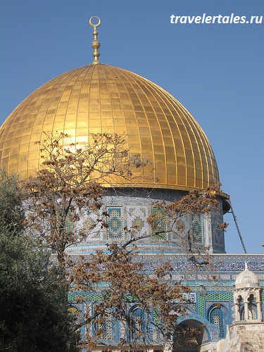 Светлый и печальный Иерусалим