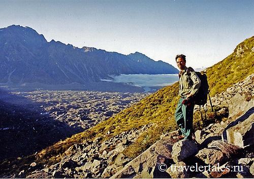 Абель Тасман, Новая Зеландия. Рассказ путешественника