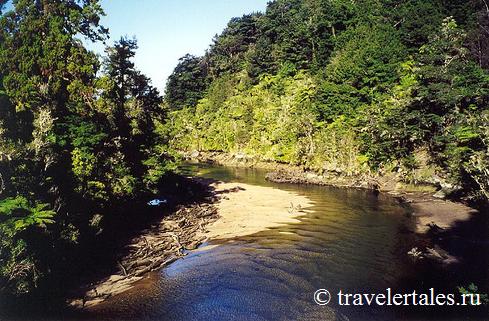 Абель Тасман, Новая Зеландия.