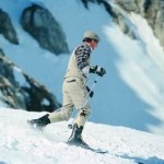 Holiday in France at the ski resort of Tignes