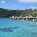 French Polynesia vacation on the island of Bora Bora