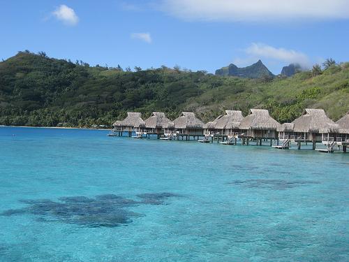 Французская Полинезия отдых на островах Бора-Бора