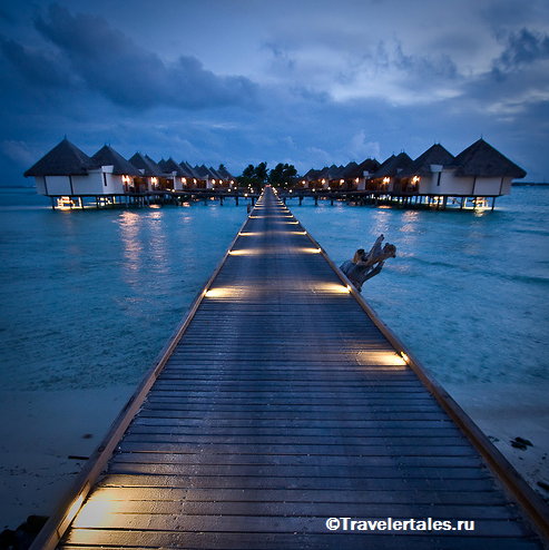 Why the Maldives