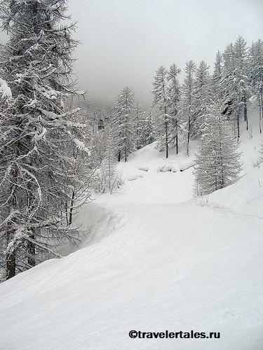 Горнолыжный-курорт-Серр-Шевалье-Serre-Chevalier
