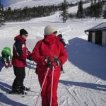 Горнолыжный курорт Оре в Швеции