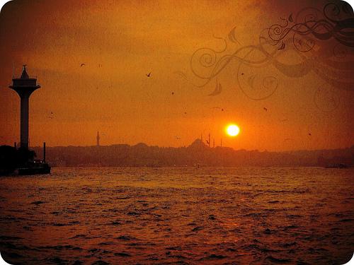 Впечатление о Стамбуле