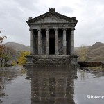Путешествие к крепости Гарни в Армении