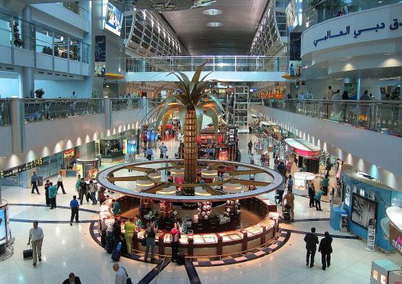 Шоппинг в Дубаи