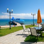 Holidays at Lake Issyk-Kul