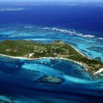 Soaring to the island of Mustique