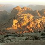 Экскурсия на гору Синай — гору Моисея