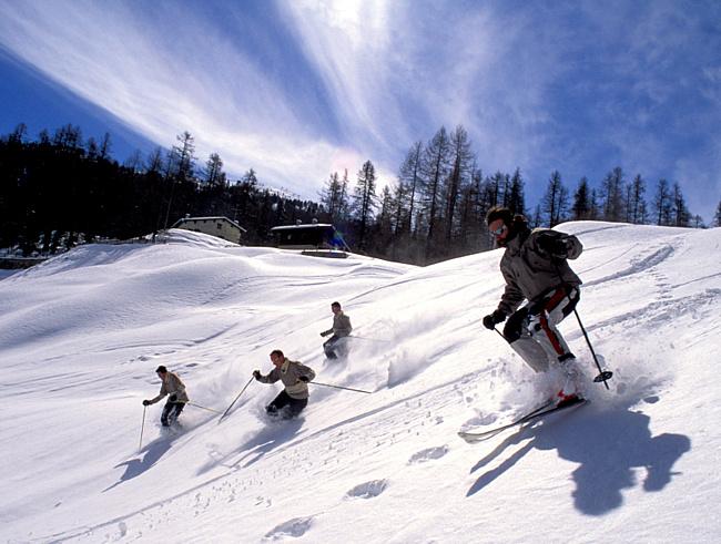 Гірськолижні курорти Швейцарії: Гріндервальд, Церматт, Саас-Фе, Сент-Моріц