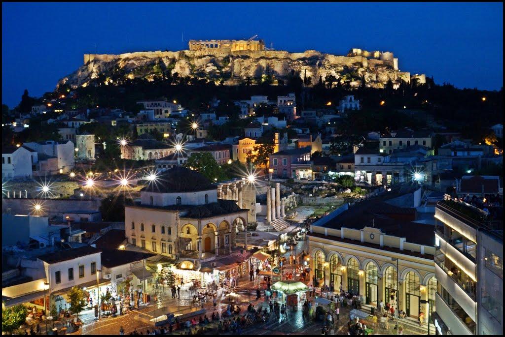 Athens. Фото: Stathis Xionidis