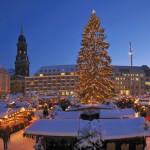 Рождественская ярмарка Штицельмаркт