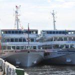 Путешествие по рекам России. В Москве открылся сезон круизов